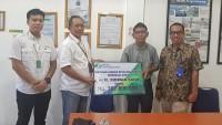 BPJSTK KCP Kalianda Serahkan Santunan Rp307 Juta kepada Ahli Waris Peserta