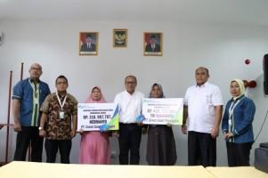 BPJSTK Lampung Tengah Bayar Klaim Rp60 Miliar Sepanjang 2018