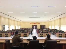 BPJSTK Sosialisasikan Manfaat Program Jaminan Sosial pada Satpol PP Bandar Lampung