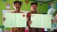 BPN Lamsel Bagikan Ratusan Sertifikat di Dua Desa
