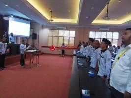 BPN Lamsel Lantik 149 Panitia Ajudikasi PTSL