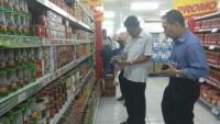 BPPOM Lakukan Pengawasan Produk Makanan Olahan di Mal