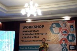 BPS Soroti Penggunaan Data Kemiskinan di Tahun Politik