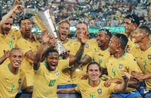 Brasil Taklukkan Argentina