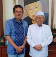Bravo 5 Lampung Ucapkan Selamat Kepada Erick Thohir