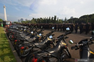 Brimob Dikerahkan ke Jakarta, Mabes Sebut Bentuk Antisipatif