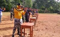 Buka Latihan Menembak, Fauzi Ajak Warga Bijak Bermedsos