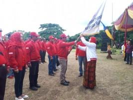 Buka Porcam di Rajabasa, Wali Kota Minta Atlet Harumkan Nama Daerah