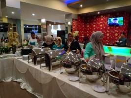 Bukber di Asoka Luxury Hotel Hanya Rp60 ribu