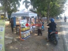 Bulog Buka Outlet di Lampung Utara
