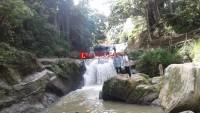 Bumdes Way Isem Kembangkan Obyek Wisata Air Terjun Curup Jono