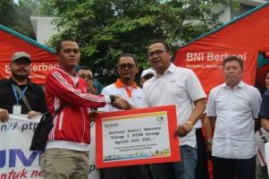 BUMN untuk Negeri Salurkan Rp1,27 M untuk Korban Tsunami
