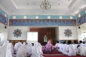 Bupati Adipati Beri Materi Kepemimpinan Kepada Siswa SD