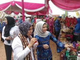 Bupati Dendi Minta Masyarakat Jaga Kebersihan Desa
