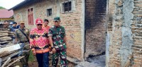 Bupati Janji Segera Turunkan Bantuan untuk Korban Pengrusakan di Bumiratu Nuban