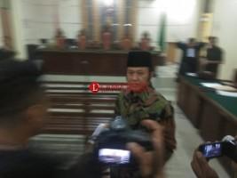 Bupati Lamsel Zainudin Hasan Korupsi Rp106 miliar