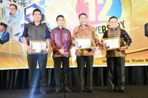 Bupati Lamtim dapat Penghargaan Kepala Daerah Berprestasi