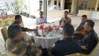 Bupati Mesuji, DPRD, KPU, Polres dan Bawaslu Duduk Bersama Satukan Persepsi
