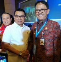 Bupati Pesisir Barat Agus IstiqlalMasuk Pengurus Aspekindo
