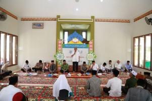 Bupati Pesisir Barat Hadiri Peresmian Asrama Pesantren Tahfitzul Quran