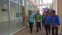 Bupati Pesisir Barat Tinjau Proses Pelaksanaan Tes CPNS