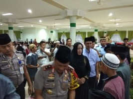 Bupati Tuba Sambut Baik Safari Ramadan Kapolda Lampung