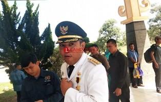 Bupati Tubaba Ajukan Cuti Untuk Kampanye Jokowi