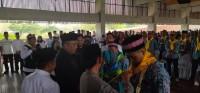Bupati Tulangbawang Barat Lepas Calon Jemaah Haji ke tanah Suci