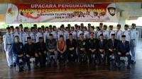 Bupati Umar Ahmad Kukuhkan 30 Petugas Paskibra