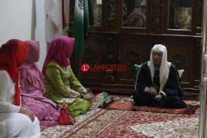 Bupati Winarti Bersama KH. Abdul Latif Adakan Doa Bersama