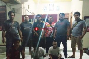 Buron Kasus Pencurian Ditangkap
