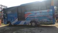 Bus Bandara Kini Antar Hingga Terminal Panjang