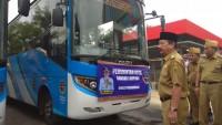 Bus Bantuan Kemenhub Mulai Beroperasi Januari 2019