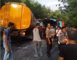 Bus Maut Disebut Ugal-ugalan Sejak Simpang Propau