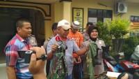 Buset! Pedagang Pecal Mengaku Tentara Ini Tilap 3 Motor Ninja