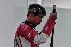 Cabor Menembak Tambah Medali Perak bagi Indonesia