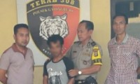 Mencabuli Anak Tiri, Warga Gadingrejo Ditangkap