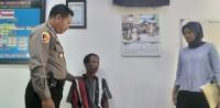 Cabuli Bocah, Kakek Ini Digelandang Ke Kantor Polisi