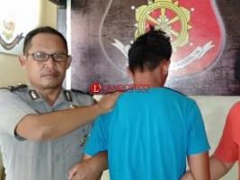 Cabuli IRT, Warga Wonosobo Ditangkap Massa
