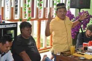 Caleg DPRD Lampung Sambangi Kampung Tritunggal Jaya
