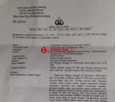 Caleg PAN Tubaba Jadi Korban Penjambretan di Gunung Batin