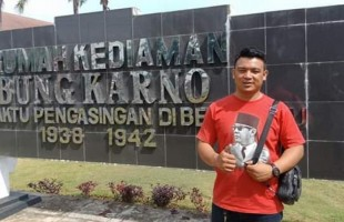 Caleg Termuda Ali Akbar Meraih Suara Terbanyak di Lampung Barat