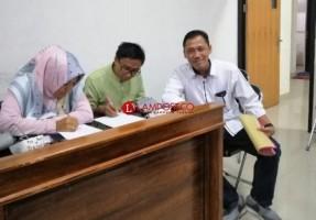 Caleg Terpilih DPRD Pringsewu Mulai Lengkapi Berkas Jelang Pelantikan