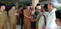 Calhaj Pringsewu Gelar Manasik Supaya Ibadah Sesuai Syariat