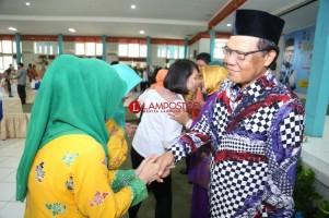 Calon Dekan Fakultas Hukum Unila Belum Masuk ke Meja Rektor