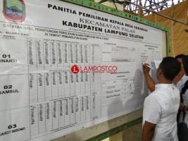 Calon Petahana Desa Sukaraja Tumbang
