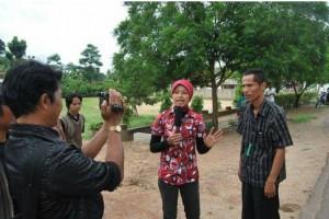Capturing, Inovasi Laporan Para Pendamping Desa
