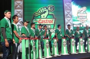 Castrol Kembali Gelar Kontes Mekanik Handal