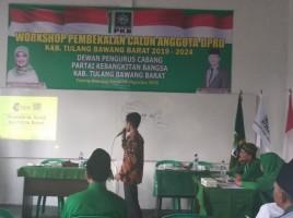 Cawapres Ma'ruf Amin Jadi Spirit DPC PKB Bangun Optimisme Caleg