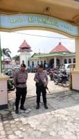 Cegah Maling Saat Ibadah Jumat, Polres Lambar Tempatkan Personel di Masjid